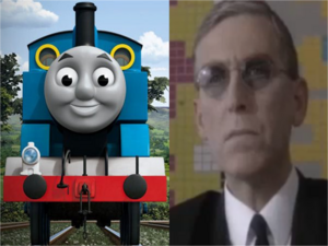 Thomas The Tank Engine And The Demon Headmaster