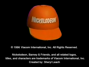 Nickelodeon Logo From fun and games