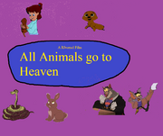 All Animals go to Heaven poster