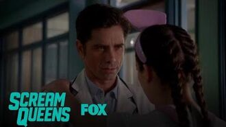 Hester Tries To Convince Dr. Brock Holt To Marry Dean Munsch Season 2 Ep. 10 SCREAM QUEENS