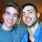 Austin and Aaron Rhodes