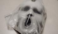 Ghostface in bag