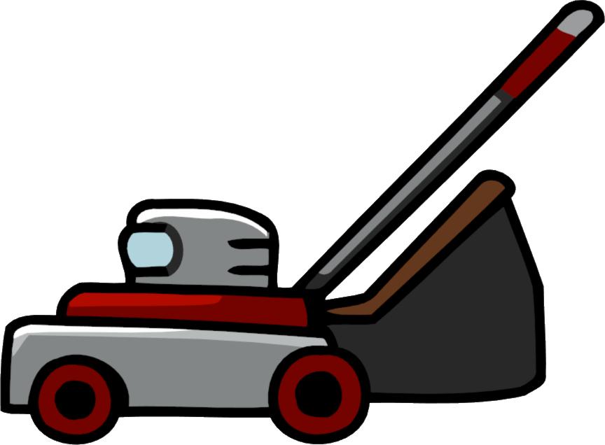 Lawn Mower Scribblenauts Wiki Fandom Powered By Wikia