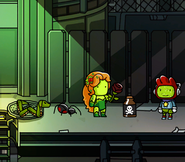 Scribblenauts Unmasked Poison Ivy