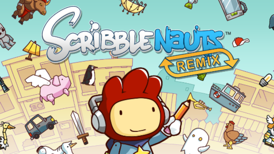 Scribblenauts Remix Review - IGN