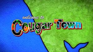 Cougar Town logo