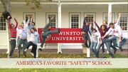 Americas favorite safety school