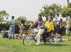 9x1 tandem bike