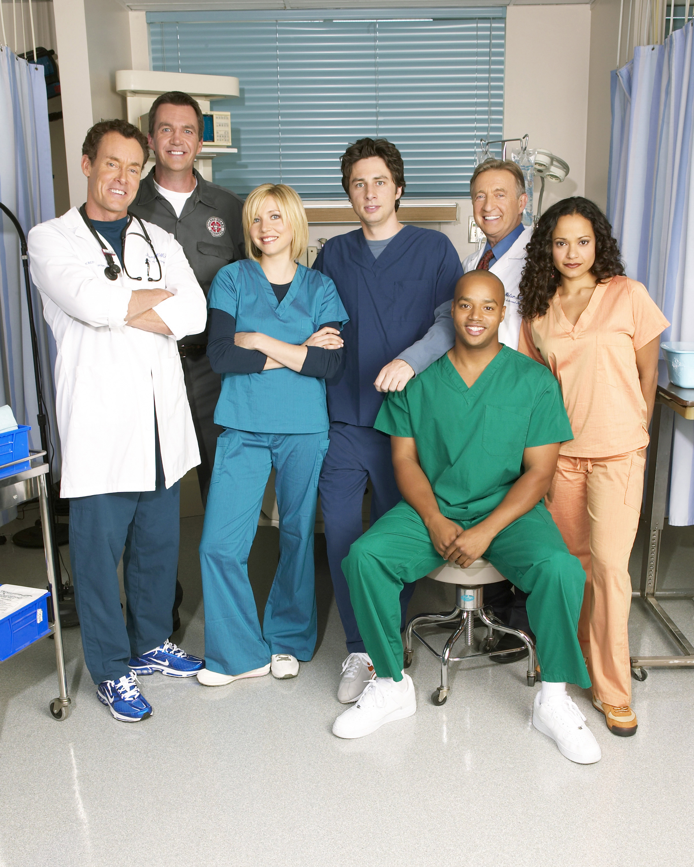 scrubs cast Gallery