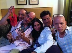 Worthless Peons on Cougar Town