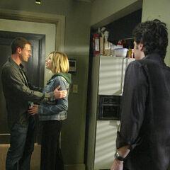Sean comes back for Elliot