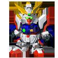 Unit as shining gundam super mode