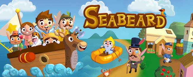 Seabeard Backflip Studios Header