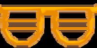 Pet Fashion Glasses