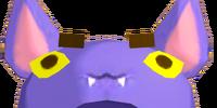 Pet Bat Mask