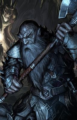 Gray Dwarf Sea Of Dragons Wiki Fandom Powered By Wikia