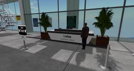 Online counter at Meriman's Airport (04-15)