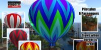 Velocity Touring Balloon