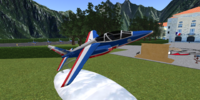 Dassault-Dornier Alpha Jet (RH)