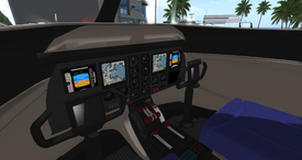 Learjet 60 (E-Tech) 2