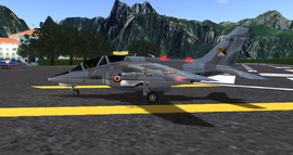 Dassault-Dornier Alpha Jet (RH) 3