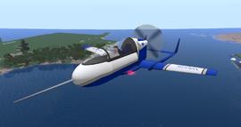 Velocity BD-5 Twin 1