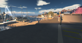 Foresta Harbor Seaplane Base 003