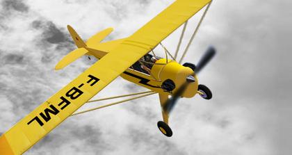 File:Piper J-3 Cub (EG Aircraft) 1.png