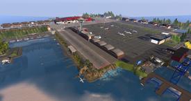 Second Norway Lufthavn, looking SE (03-15)