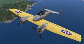 XF5F Skyrocket (Velocity) 1