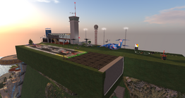 Lapara Airport, looking NW (04-14)