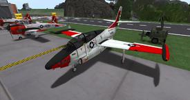 North American T-2 Buckeye (OAI)