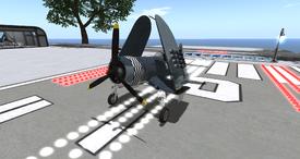 Vought F4U Corsair (E-Tech) 3