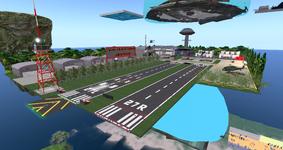 Black Bird Airport, looking SW (03-14)