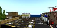 Moore Heliport