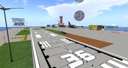 Gorlanova Airport, looking SE (10.13)