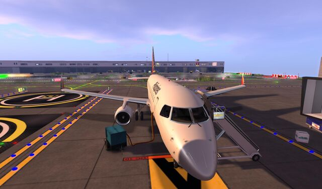 File:Philippine Airlines at GATE of home base SLGR Grenadier 08 001.jpg