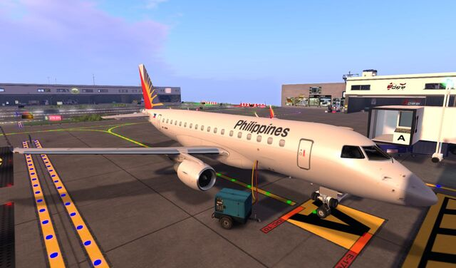 File:Philippine Airlines at GATE of home base SLGR Grenadier 09 001.jpg