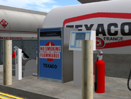 Texaco Fuel Pump