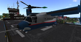 Galy Air Osprey
