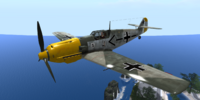Messerschmitt BF-109 (E-Tech)