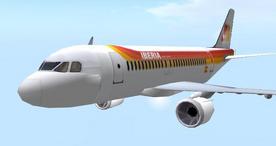 Airbus A320 (LeZinc) 1