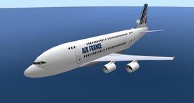Airbus A380 (LeZinc)