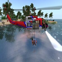 SAR helicopter 2