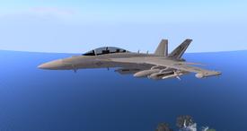 FA-18 Super Hornet (E-Tech)