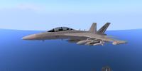 F/A-18 Super Hornet (E-Tech)