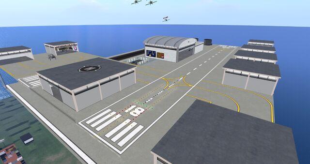 File:Snug Harbour Airport, looking SE (09.10.13).jpg