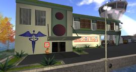 Havna Central Hospital (11-14)