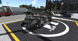 Boeing CH-47 Chinook (AMOK) 1