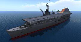 USS Reprisal, looking N (12.13)